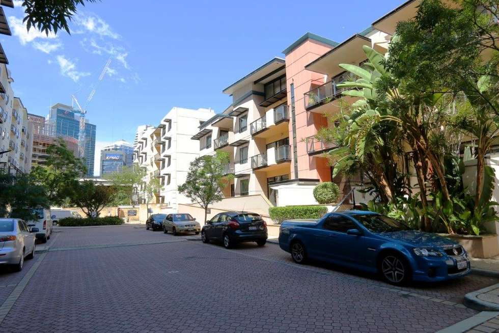 Fourth view of Homely apartment listing, 7/116 Mounts Bay Road, Perth WA 6000