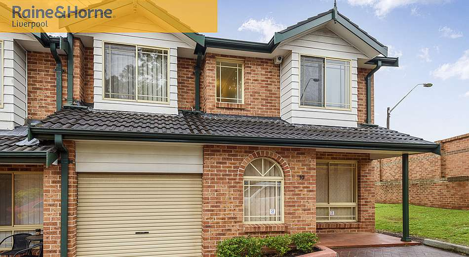 10/1 Carysfield Road, Bass Hill NSW 2197