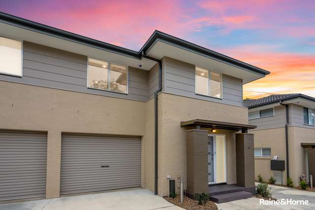 4/81 Melbourne Street, Oxley Park NSW 2760