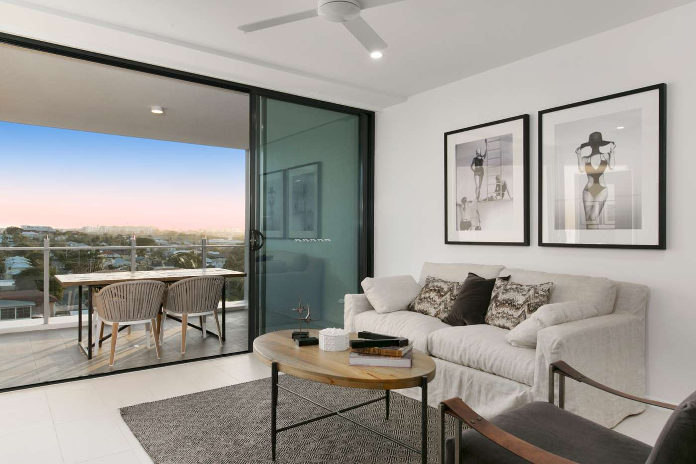 Main view of Homely apartment listing, 2045/123 Cavendish Road, Coorparoo QLD 4151