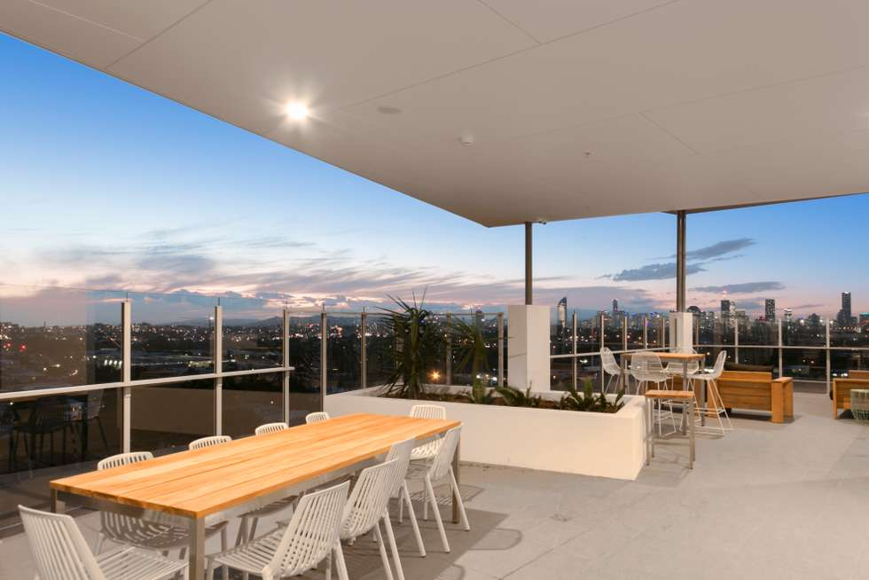 Fourth view of Homely apartment listing, 2045/123 Cavendish Road, Coorparoo QLD 4151