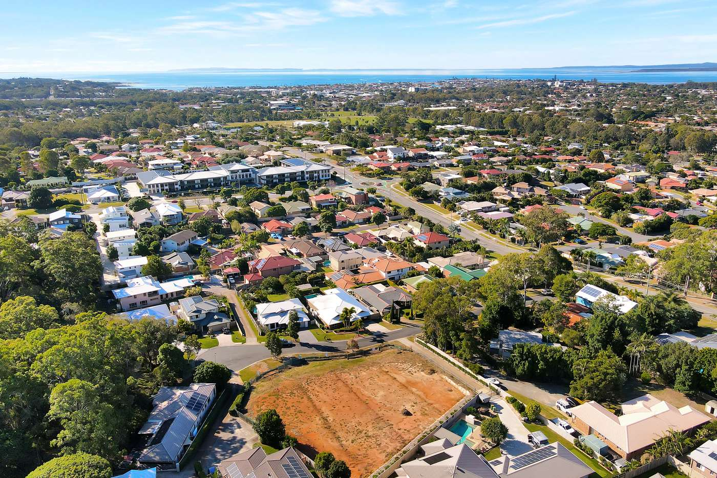 Main view of Homely residentialLand listing, 12 Riseborough Terrace, Cleveland QLD 4163