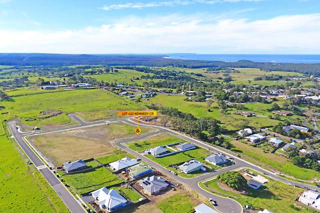 Lot 422 Kennedy Crescent Corks Hill Stage 4, Milton NSW 2538