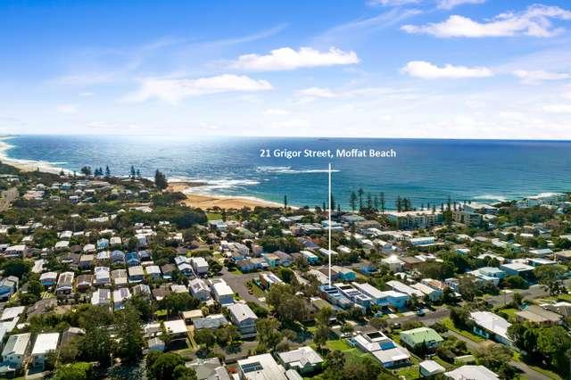 21 Grigor Street, Moffat Beach QLD 4551