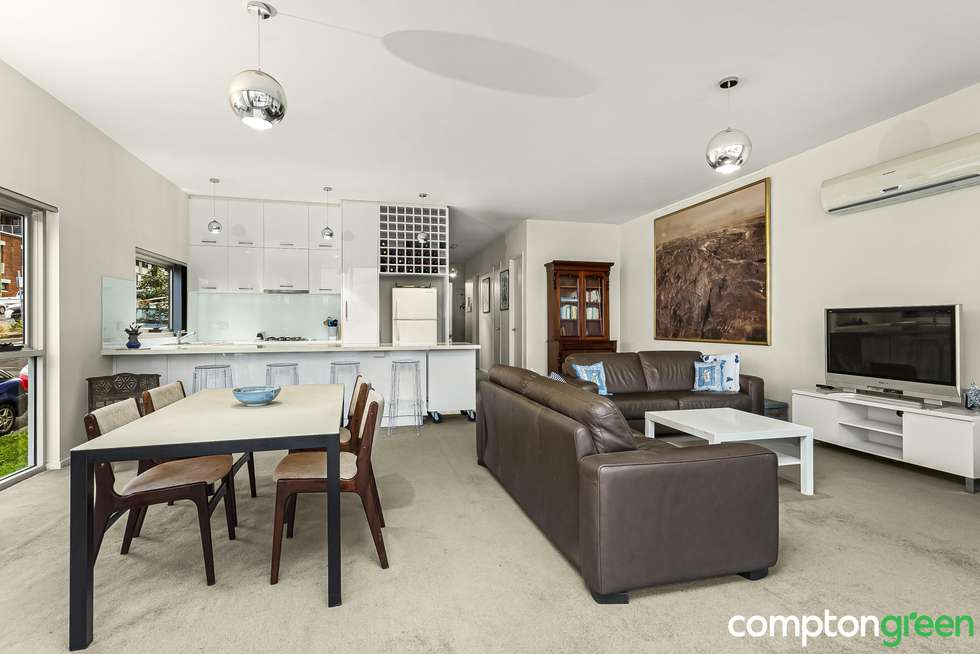 Third view of Homely apartment listing, 1/2 Saltriver Place, Footscray VIC 3011