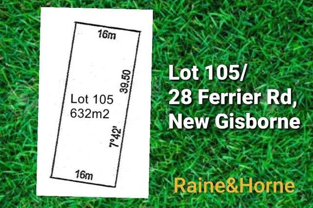 LOT 105/28 Ferrier Road, New Gisborne VIC 3438