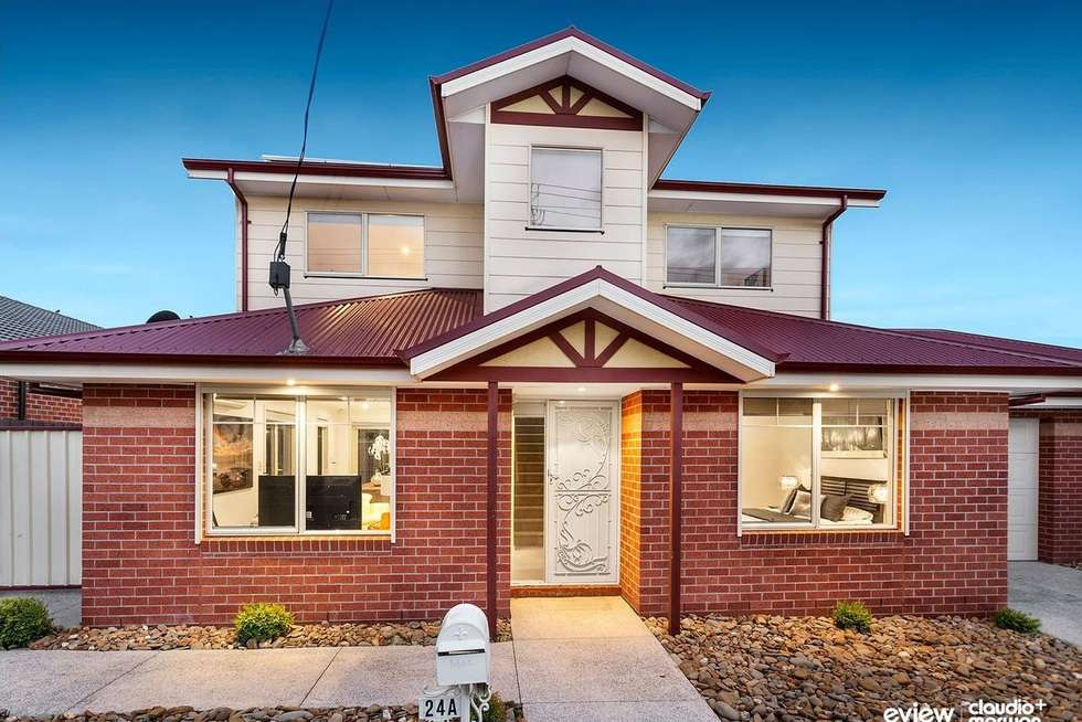 Second view of Homely townhouse listing, 24A Isla Avenue, Glenroy VIC 3046