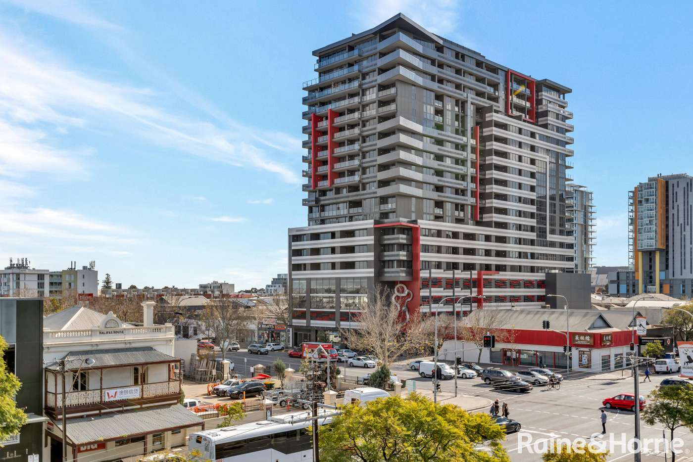 Main view of Homely apartment listing, 315/160 Grote Street, Adelaide SA 5000
