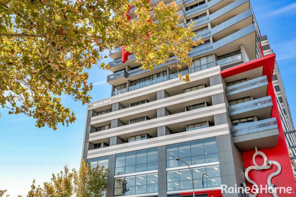 Second view of Homely apartment listing, 315/160 Grote Street, Adelaide SA 5000
