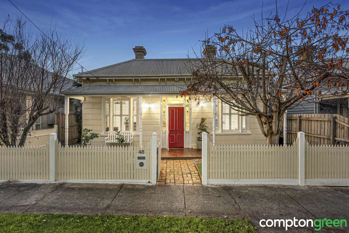 Main view of Homely house listing, 48 Davies Street, Newport VIC 3015