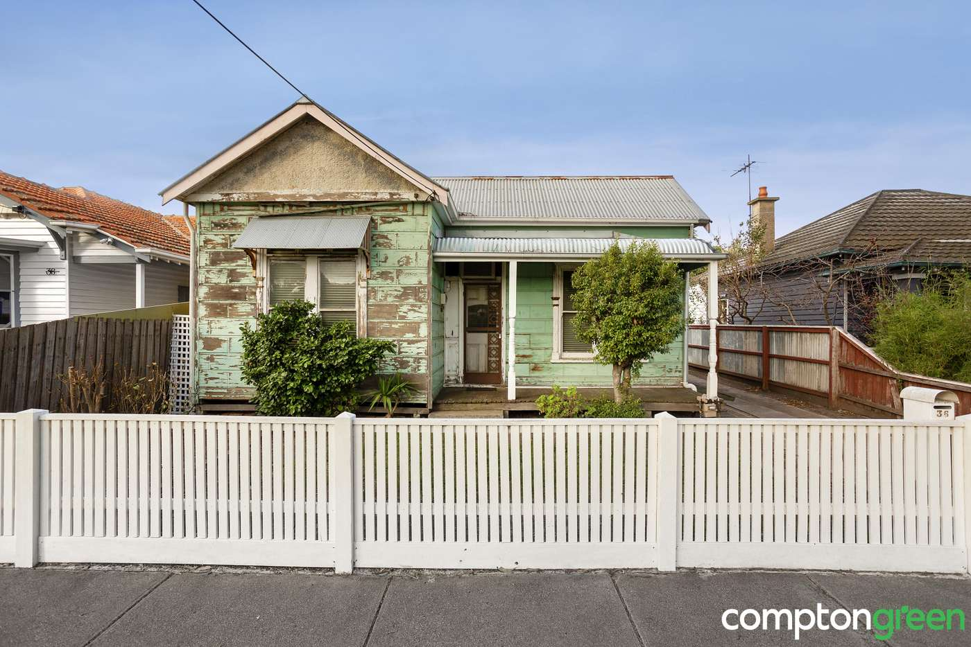 Main view of Homely house listing, 36 Oxford Street, Newport VIC 3015