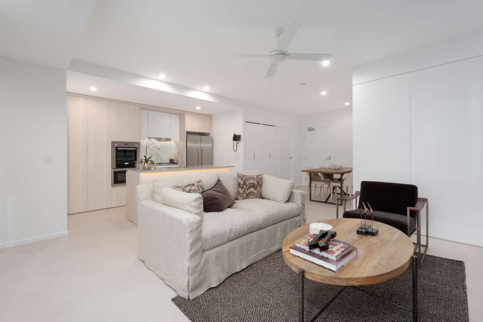 Fifth view of Homely apartment listing, 1104/123 Cavendish Road, Coorparoo QLD 4151