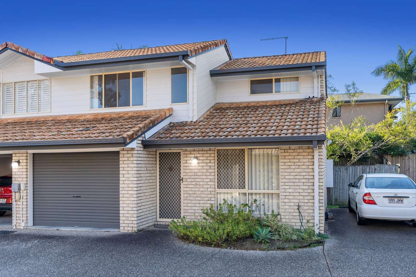 Main view of Homely townhouse listing, 8/51 Birdwood Road, Carina Heights QLD 4152