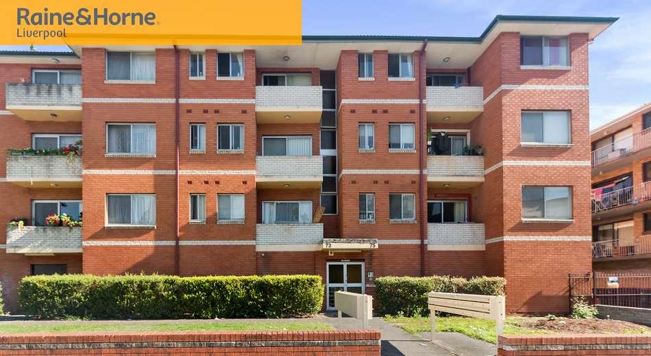 25/73-75 Goulburn Street, Liverpool NSW 2170