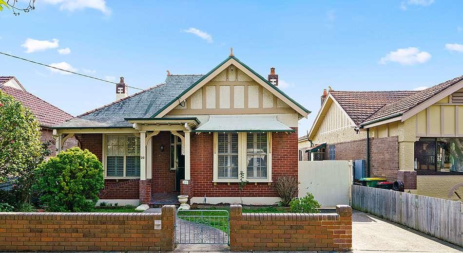 20 Walker Ave, Haberfield NSW 2045
