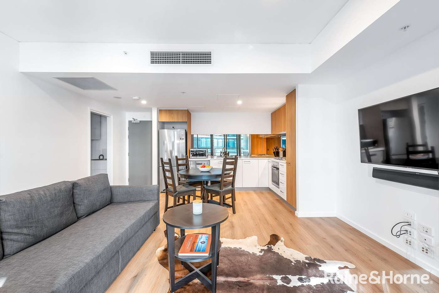 Main view of Homely apartment listing, 1603/68 Elizabeth Street, Adelaide SA 5000