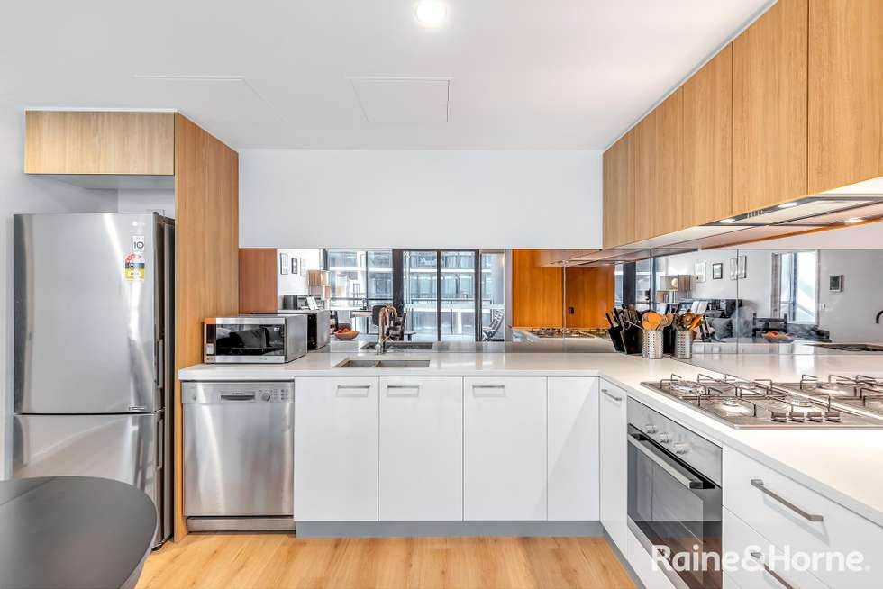 Second view of Homely apartment listing, 1603/68 Elizabeth Street, Adelaide SA 5000