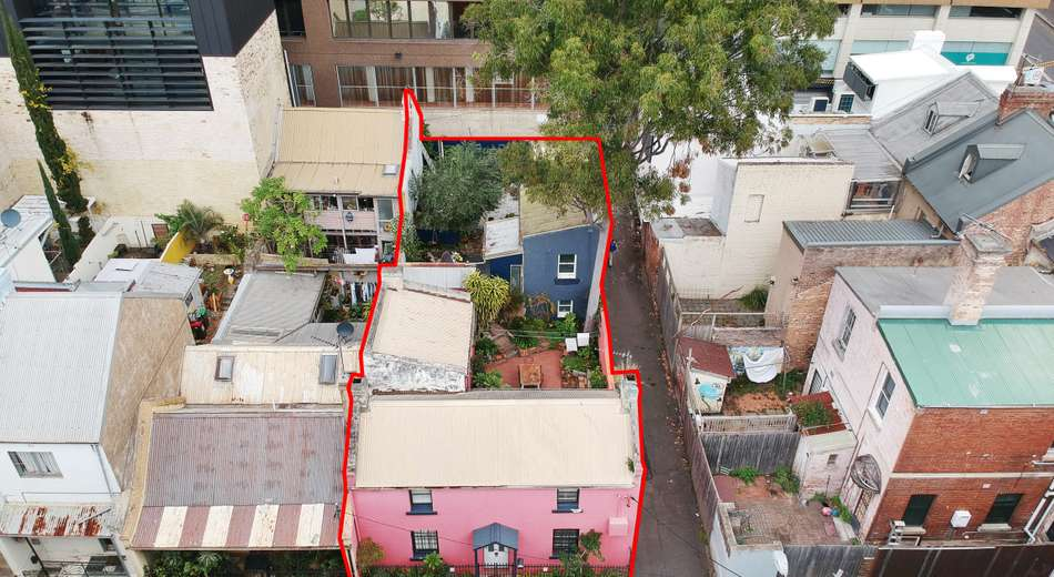 3 Corfu Street & 10 William Lane, Woolloomooloo NSW 2011