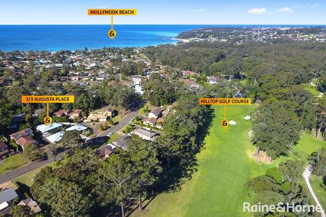 3/3 Augusta Place, Mollymook Beach NSW 2539