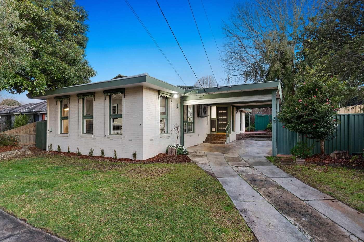 Main view of Homely house listing, 4 Meerlu Avenue, Frankston VIC 3199