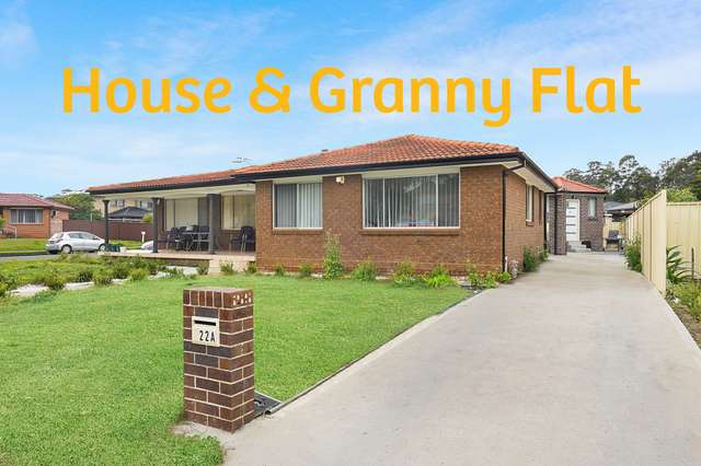 22 Comberford Close, Prairiewood NSW 2176