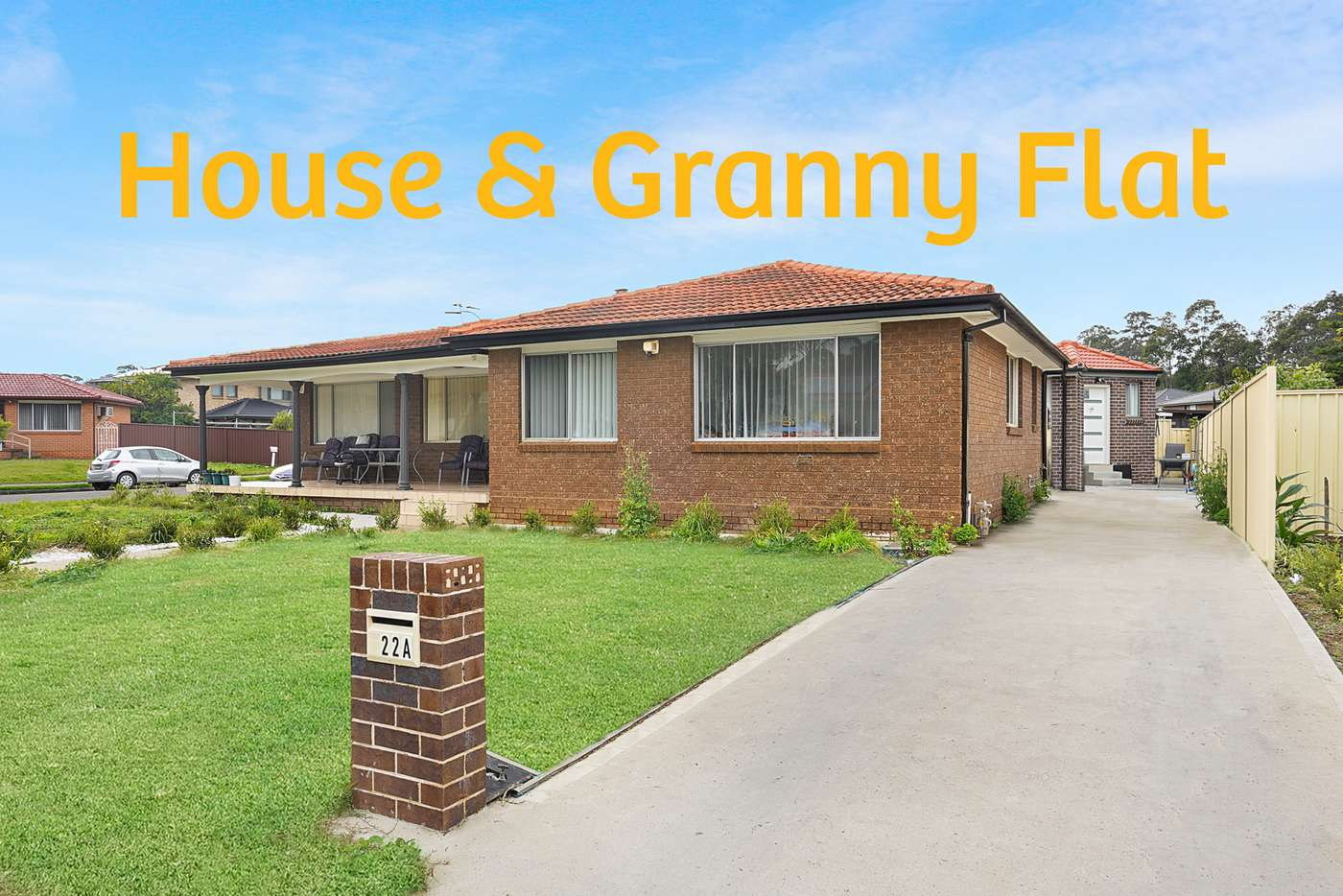 Main view of Homely house listing, 22 Comberford Close, Prairiewood NSW 2176