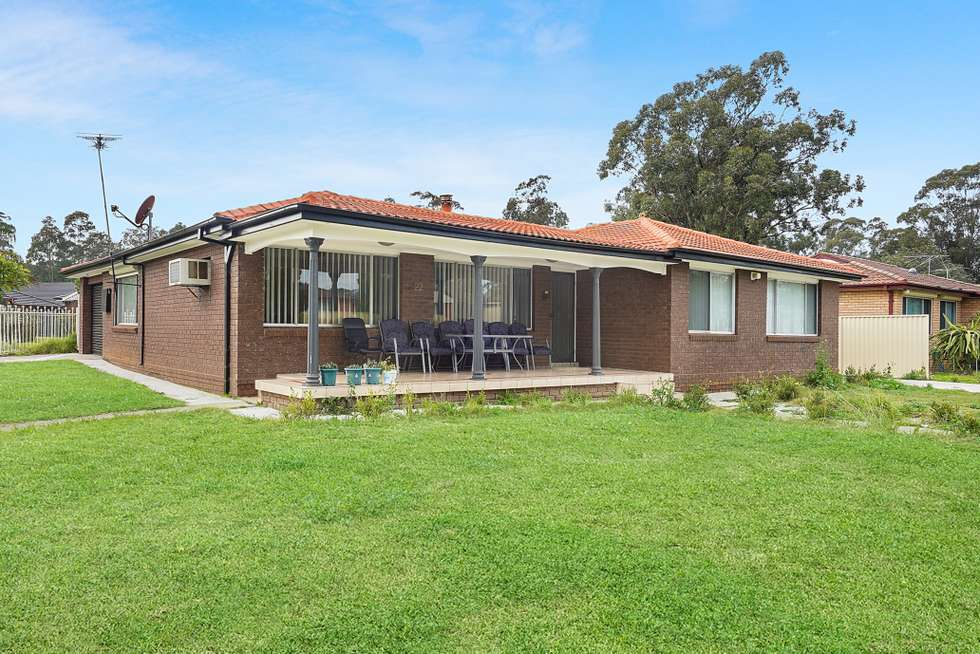 Second view of Homely house listing, 22 Comberford Close, Prairiewood NSW 2176