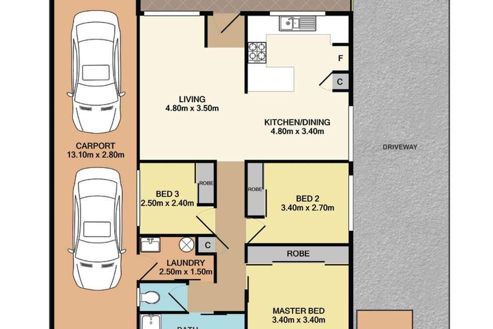 Third view of Homely house listing, 173/186 Sunrise Ave, Halekulani NSW 2262