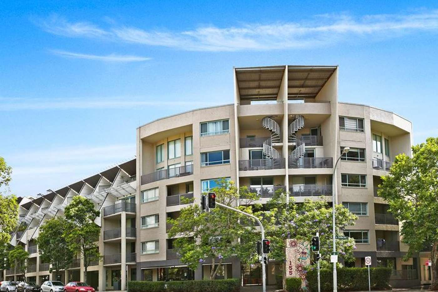 Main view of Homely apartment listing, 1/155 Missenden Road, Newtown NSW 2042