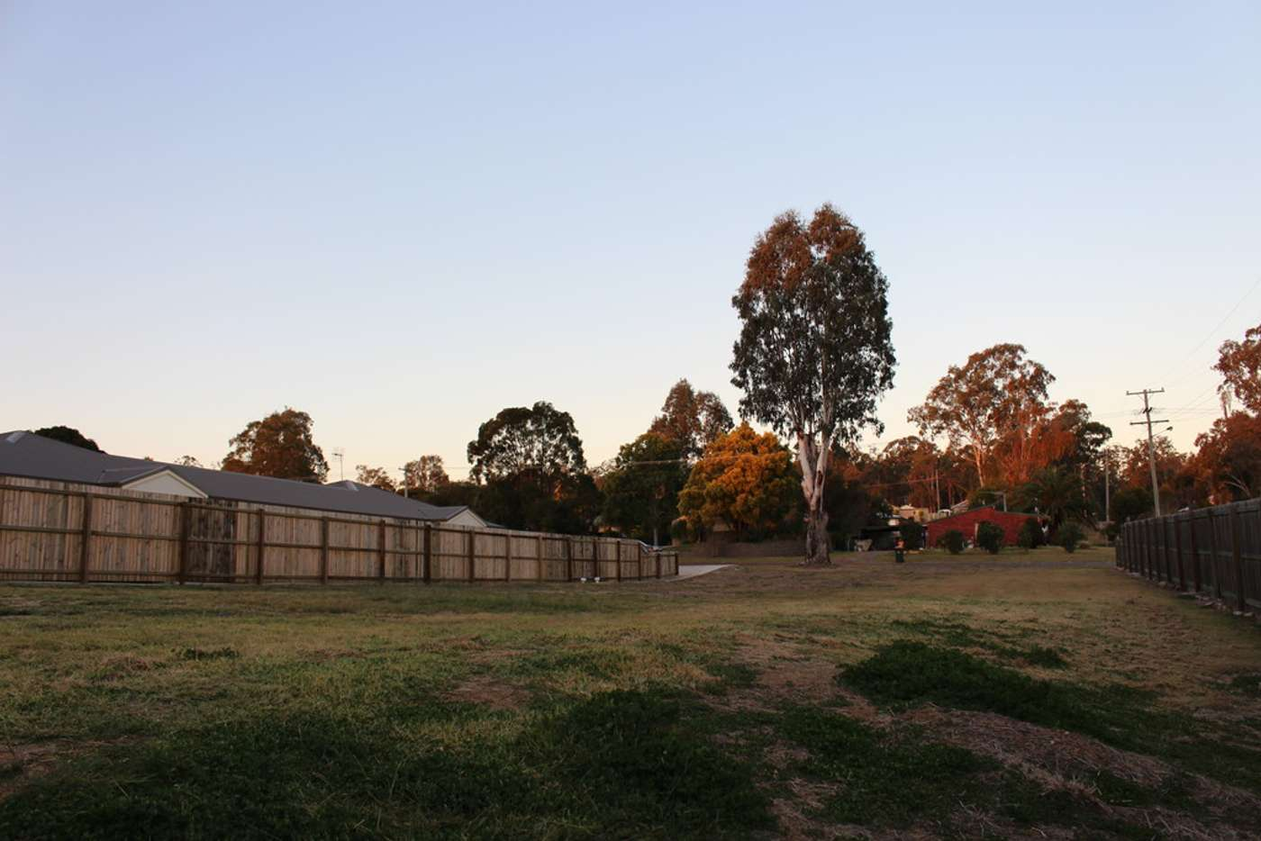 Main view of Homely residentialLand listing, 41 WICKHAM STREET, Nanango QLD 4615