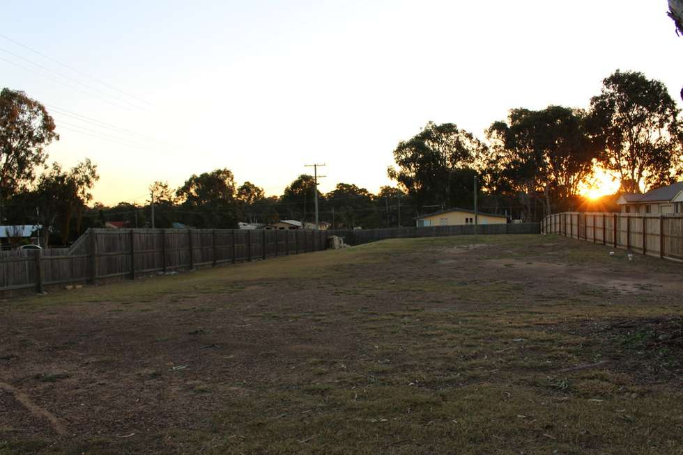 Second view of Homely residentialLand listing, 41 WICKHAM STREET, Nanango QLD 4615