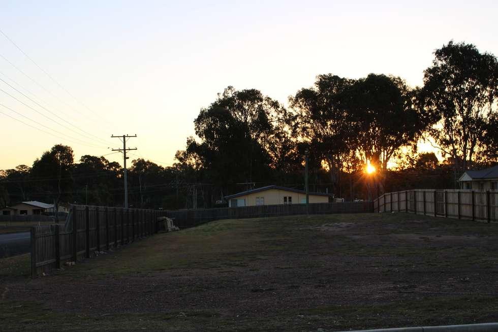 Third view of Homely residentialLand listing, 41 WICKHAM STREET, Nanango QLD 4615