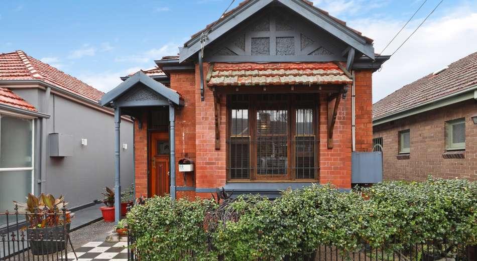 68 Hopetoun Street, Camperdown NSW 2050