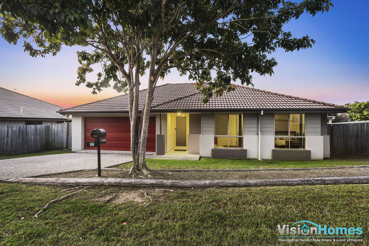 Main view of Homely house listing, 52 ARGULE STREET, Hillcrest QLD 4118