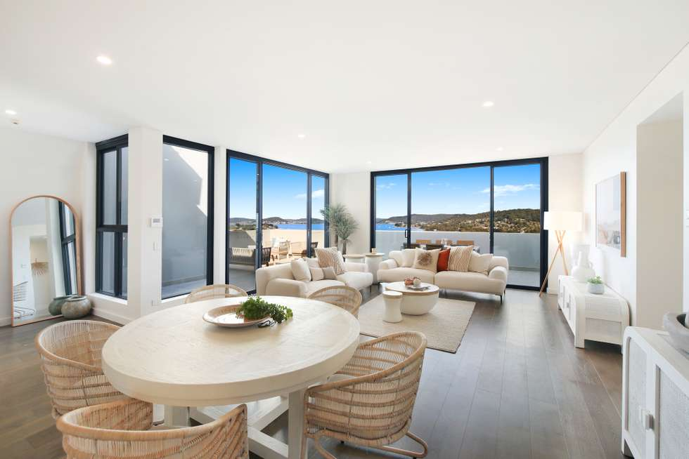 Second view of Homely apartment listing, 803/20 Kendall Street, Gosford NSW 2250