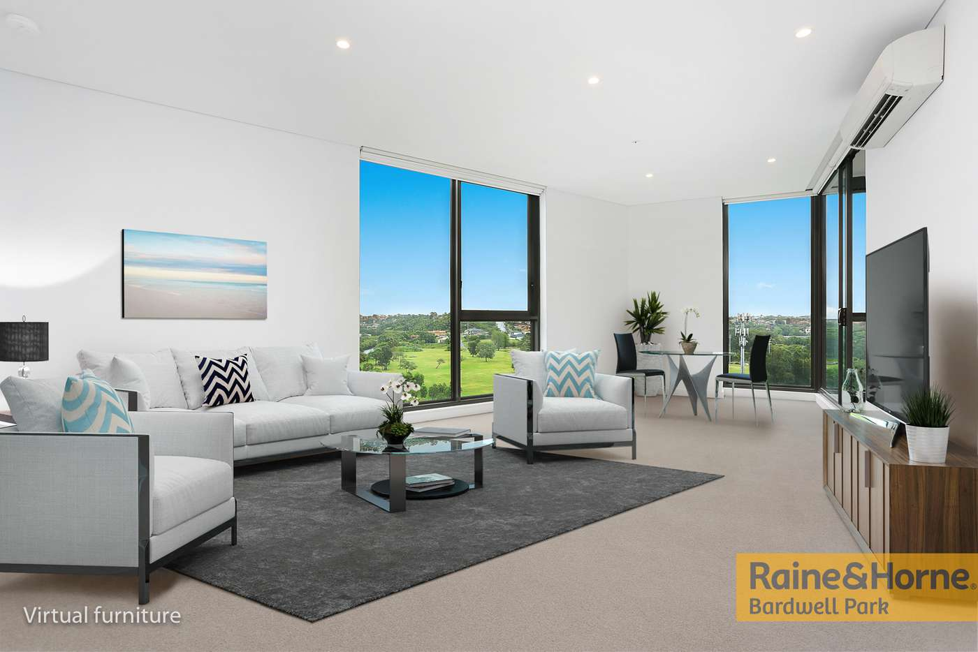 Main view of Homely apartment listing, 910/20 Chisholm Street, Wolli Creek NSW 2205