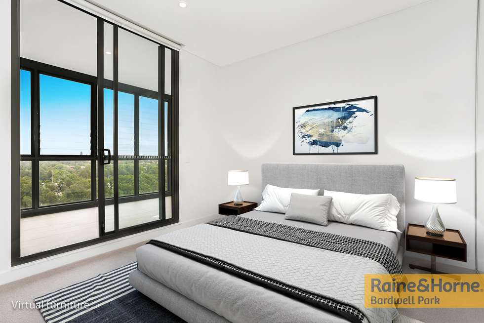 Second view of Homely apartment listing, 910/20 Chisholm Street, Wolli Creek NSW 2205