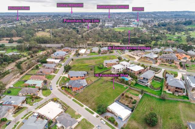 38A Portchester Boulevard, Beaconsfield VIC 3807