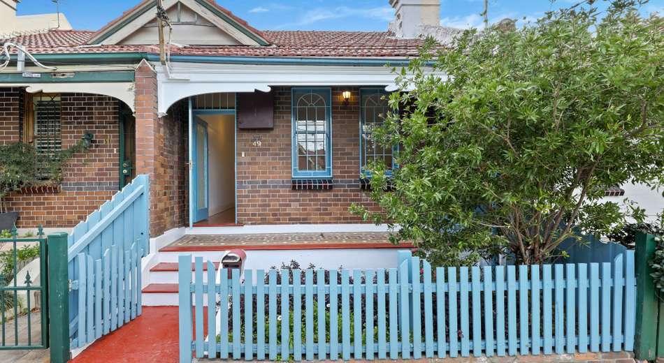 49 Hopetoun Street, Camperdown NSW 2050