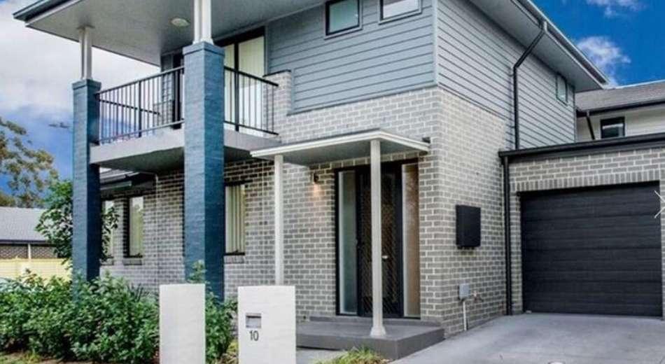 10 William Hart Crescent, Penrith NSW 2750