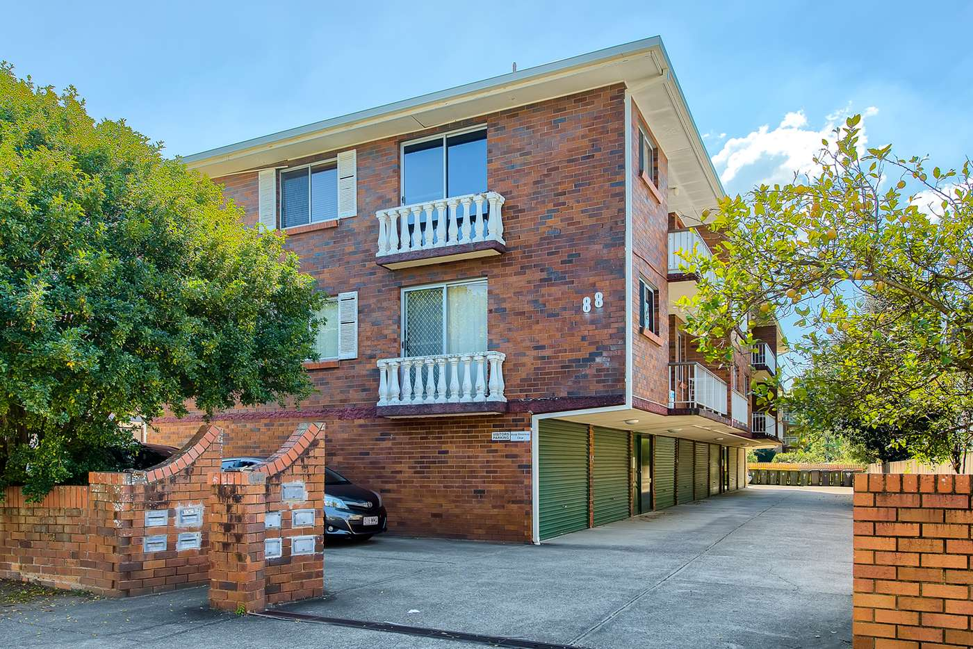 Main view of Homely apartment listing, 5/88 Victoria Terrace, Greenslopes QLD 4120