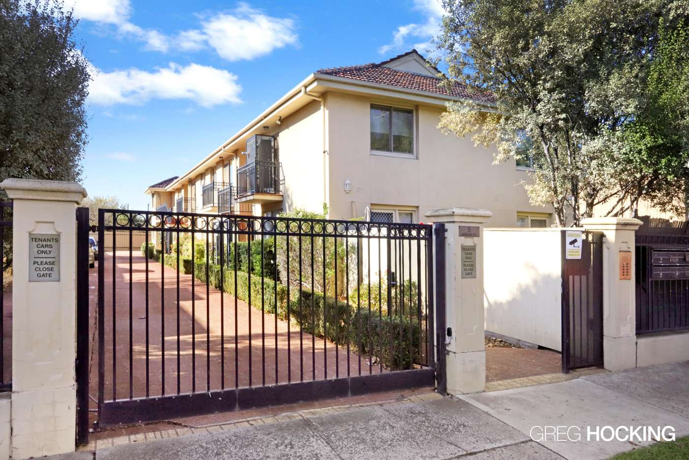Main view of Homely apartment listing, 7/5 Gordon Street, Footscray VIC 3011