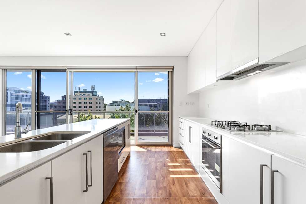Second view of Homely apartment listing, 23/8 Allen Street, Waterloo NSW 2017