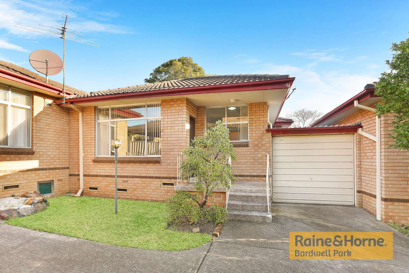 Main view of Homely villa listing, 4/16 East Street, Bardwell Valley NSW 2207