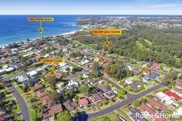 2 Faust Close, Mollymook Beach NSW 2539