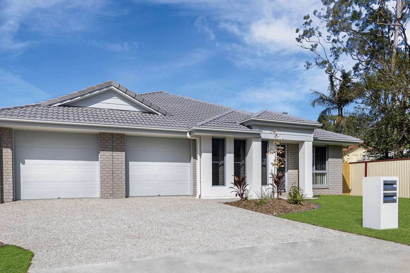 Main view of Homely house listing, 55 Blue-Gum Dr, Marsden QLD 4132