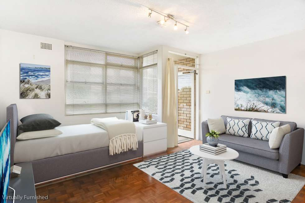 Second view of Homely studio listing, 10/8 Brunswick Parade, Ashfield NSW 2131
