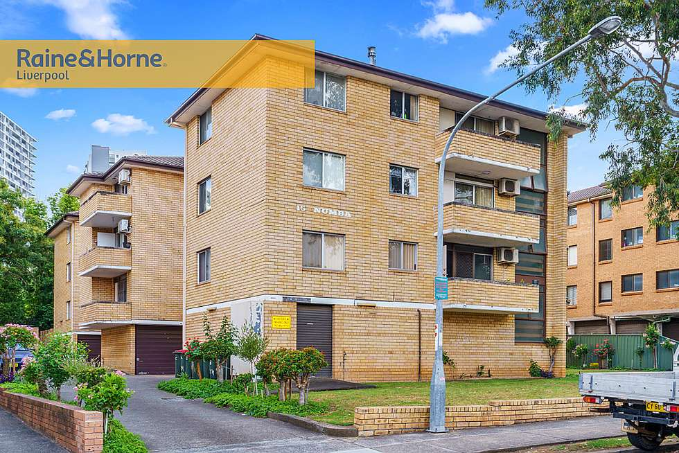 Second view of Homely unit listing, 14/15 Nagle Street, Liverpool NSW 2170