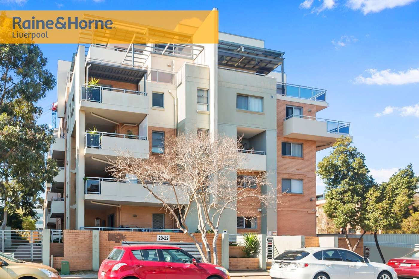 Seventh view of Homely unit listing, 49/20-22 George Street, Liverpool NSW 2170