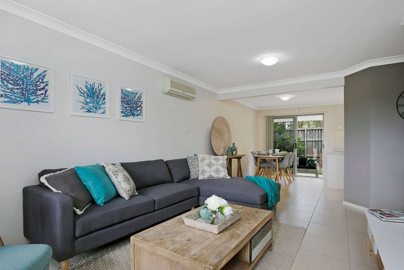 Main view of Homely townhouse listing, 19 O'Reilly Street, Wakerley QLD 4154